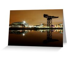 River Clyde Greeting Card