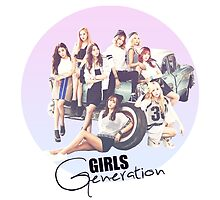 Girls Generation by euphoriclover