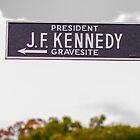 This way to JFK by Kurt LaRue