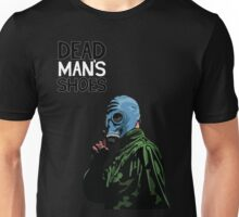 Dead Man's Shoes Comic Style Illustration Unisex T-Shirt