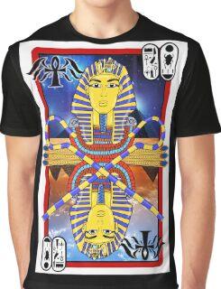 """Tutankhamun Tarot"" Graphic T-Shirt"