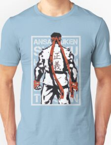 RYU01 - GRAY Unisex T-Shirt