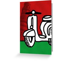 Ciao Pisa! Greeting Card