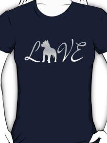 LOVE PITBULL T-Shirt