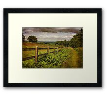 Beacon Hill, Leicestershire, UK Framed Print