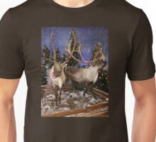 Rudolph, The Red Nosed Reindeer Unisex T-Shirt