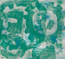Green mechanical 2 by Helen Carmichael