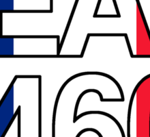 Team 24601 - Les Misérables Sticker