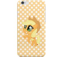 My Little Pony Applejack AJ Chibi iPhone Case/Skin
