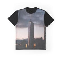 One World Trade Graphic T-Shirt