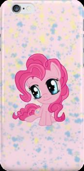 My Little Pony Pinkie Pie Chibi by IcyPanther