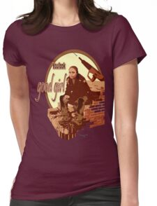 """Snoop's Tee (""""The Wire"""") Womens Fitted T-Shirt"""