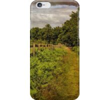 Beacon Hill, Leicestershire, UK iPhone Case/Skin