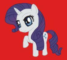 My Little Pony Rarity Chibi One Piece - Long Sleeve