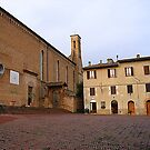 A Tuscan Square by Fara