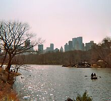 Vintage Central Park - New York by sarajess