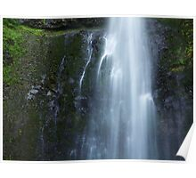 Feathery Falls Poster