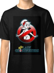The REAL Lady Ghostbusters - Rule #63 Poster v2 Classic T-Shirt