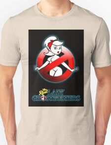The REAL Lady Ghostbusters - Rule #63 Poster v2 Unisex T-Shirt