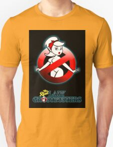 The REAL Lady Ghostbusters - Rule #63 Poster v2 T-Shirt