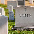 Smith at Arlington by Kurt LaRue