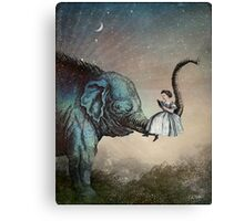 Bedtime Stories Canvas Print