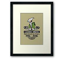 Easter Rising 100th Anniversary Framed Print