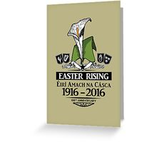 Easter Rising 100th Anniversary Greeting Card