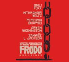Frodo Unchained by shumaza1