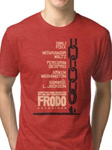 Frodo Unchained Tri-blend T-Shirt