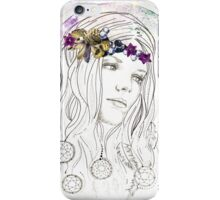 Shake Your Dreams From Your Hair iPhone Case/Skin