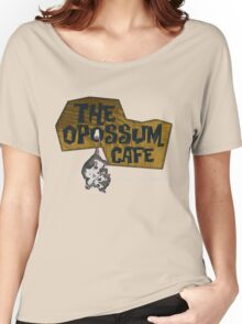 The Opossum Cafe Women's Relaxed Fit T-Shirt