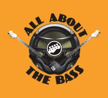 All about the bass.  by Zakk Dega Designs.