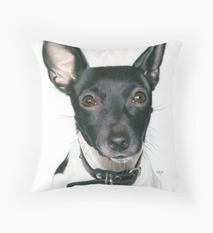 Soxie Throw Pillow
