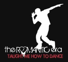 TRE Taught Me How To Dance by theromanticera