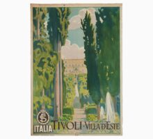 Vintage poster - Italy Kids Clothes