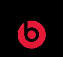 Beats by Dr. Dre Logo by georgiasf