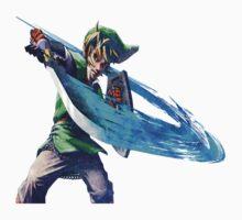 Zelda - Link  by nectarios94