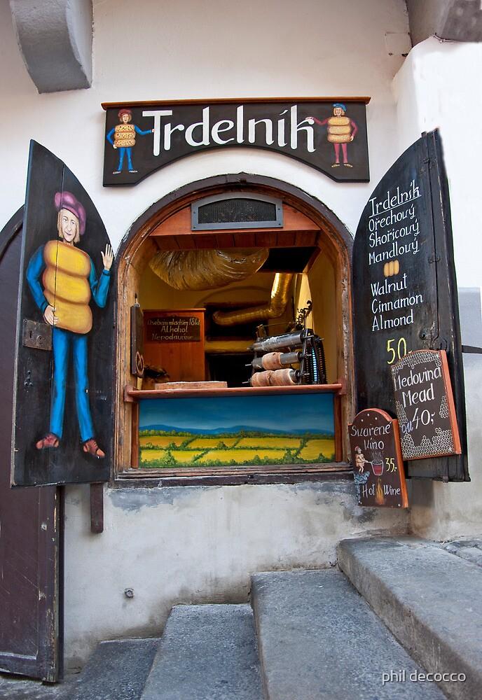 Tredelnik by phil decocco