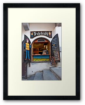 Tredelnik by phil decocco