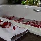 Rose petal bath by eugenesim