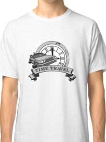 Doc Brown's Travel Agency Classic T-Shirt