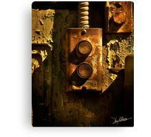 The Switch Canvas Print