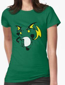 Raichu Womens Fitted T-Shirt