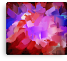 Abstract Art Painting 4 Canvas Print