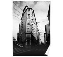Lyon Street Scene Poster