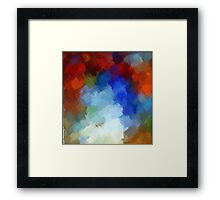 Abstract Art Painting 6 Framed Print