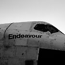 Space Shuttle Endeavour II by davidalf