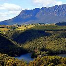 Australia Tasmania Mt Roland by photoj