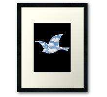 Bird. Framed Print